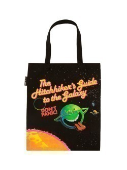 Taška The Hitchhiker's Guide to the Galaxy tote bag