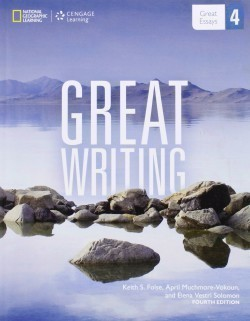 great essay 4 book Buy great writing 4: great essays - (4e) 4th edition by keith folse (isbn: 9781285194943) from amazon's book store everyday low prices and free delivery on eligible orders.