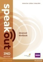 Speakout 2nd Edition Advanced Workbook without Key