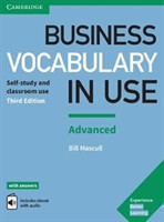Business Vocabulary in Use 3E Advanced with answers and eBook