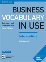 Business Vocabulary in Use: Intermediate - Book with Answers and Enhanced ebook 3rd Edition