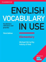 English Vocabulary in Use Elementary 3rd edition Vocabulary Reference and Practice