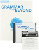 Grammar and Beyond Level 2 Student's Book and Class Audio CD Pack with Writing Skills Interactive