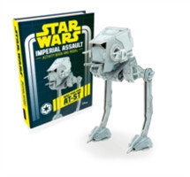 Star Wars: Imperial Assault Activity Book and Model