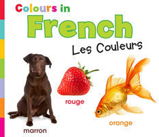 World Languages - Colours Pack A of 6