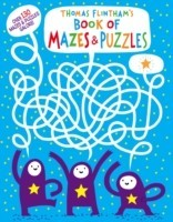 Thomas Flintham's Book of Mazes and Puzzles