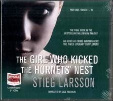 The The Girl Who Kicked the Hornets' Nest (Audio CD)
