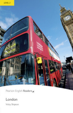 Level 2: London Book and MP3 Pack