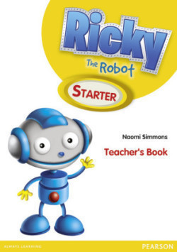 Ricky The Robot Starter Teachers Book