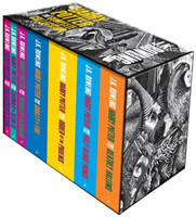 Harry Potter Boxed Set the Complete Collection (adult Paperback)