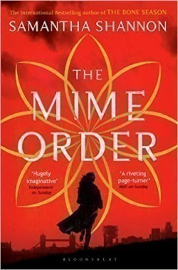 The Mime Order (The Bone Season)