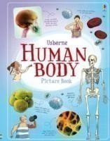 HUMAN BODY PICTURE BOOK LE