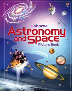 ASTRONOMY & SPACE PICTURE BOOK LE