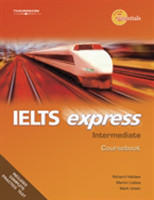 Ielts Express Intermediate Workbook + Workbook Audio CD