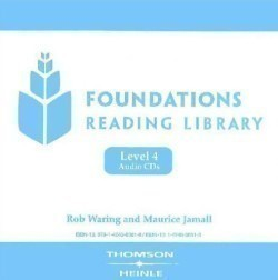 Foundations Reading Library Level 4 Audio CDs /2/