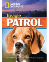 Beagle Patrol Footprint Reading Library 1900