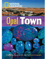 Opal Town Footprint Reading Library 1900