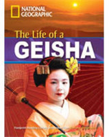 Footprint Readers Library Level 1900 - the Life of a Geisha + MultiDVD Pack