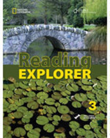 Reading Explorer 3 Student´s Book + CD-ROM Pack