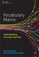 Vocabulary Matrix: Understanding, Learning, Teaching