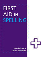 First Aid in Spelling