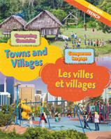 Dual Language Learners: Comparing Countries: Towns and Villages (English/French)