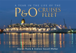 Year in the Life of the P&O Cruises Fleet