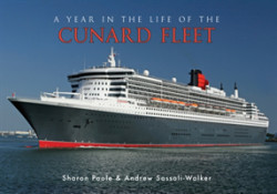 Year in the Life of the Cunard Fleet