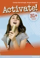 Activate! B1+ Workbook with Key and CD-ROM Pack