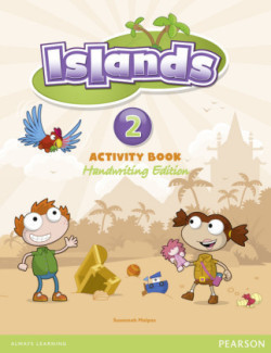 Islands handwriting Level 2 Activity Book plus pin code