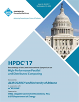 Hpdc '17 The 26th International Symposium on High-Performance Parallel and Distributed Computing