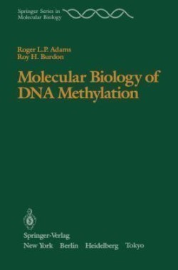 Molecular Biology of DNA Methylation