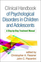 Clinical Handbook of Psychological Disorders in Children and Adolescents A Step-by-Step Treatment Manual