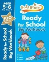 Gold Stars Ready for School Big Workbook Ages 5-6 Key Stage 1