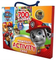 Nickelodeon PAW Patrol Pawfect Activity Case Over 700 Stickers