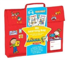 Gold Stars My Learning Bag Ages 5-6 Learn How to Read, Write, Add and Subtract