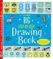 BIG STEP BY STEP DRAWING BOOK