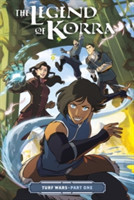 DiMartino, Michael Dante - Legend of Korra, the: Turf Wars Part One