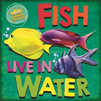 In the Animal Kingdom: Fish Live in Water