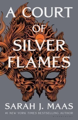 A Court of Silver Flames (Court of Thorns and Roses 4)
