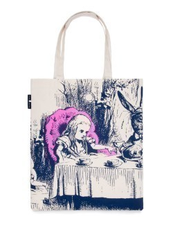 Taška Alice in Wonderland tote bag