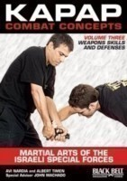 Kapap Combat Concepts: Martial Arts of the Israeli Special Forces