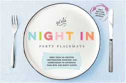 Girls' Night In Party Placemats More than 375 Exciting Conversation Starters and Icebreakers to Entertain Your BFFs and Party Guests