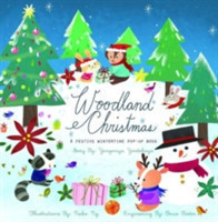 Woodland Christmas A Festive Wintertime Pop-Up Book