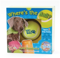 Where's the Ball, A Dog Tricks Kit Engage, Challenge, and Bond with Your Dog