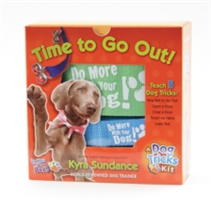 Time to Go Out, A Dog Tricks Kit Engage, Challenge, and Bond with Your Dog
