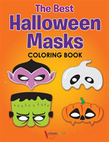 The Best Halloween Masks Coloring Book