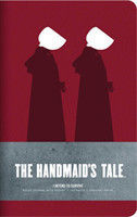 The Handmaid's Tale Hardcover Ruled Journal #1