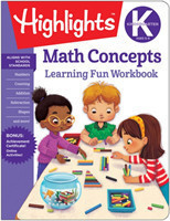 Math Concepts Highlights Hidden Pictures