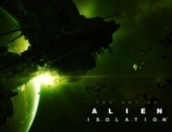 Art of Alien Isolation